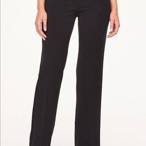 NWT Loft Black Dress Pants Curvy 2 Petite